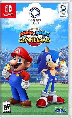 Mario & Sonic at the Olympic Games Tokyo 2020 - Nintendo Switch - ENVIO INTERNACIONAL