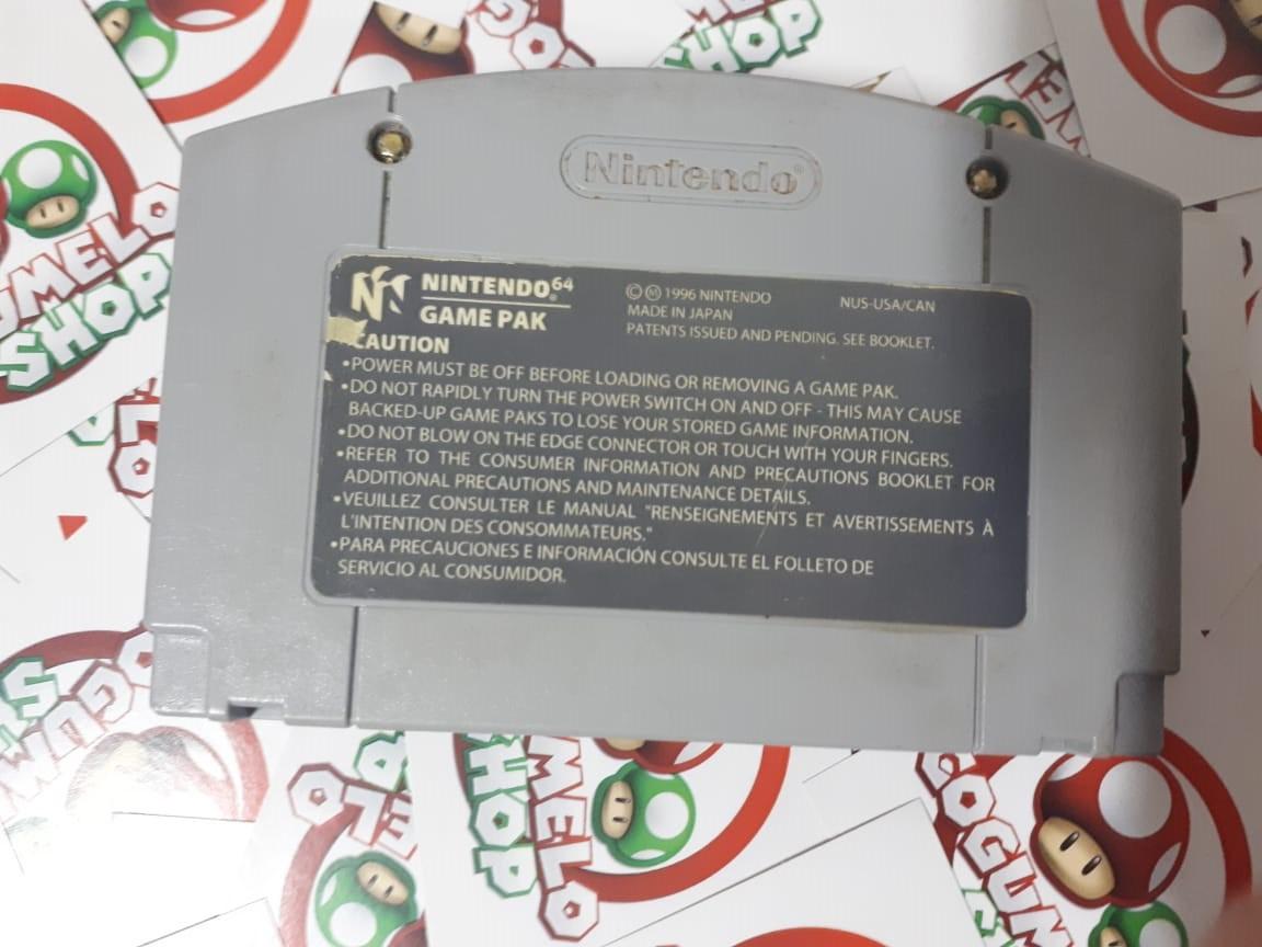Mario Kart 64 - USADO - Nintendo 64