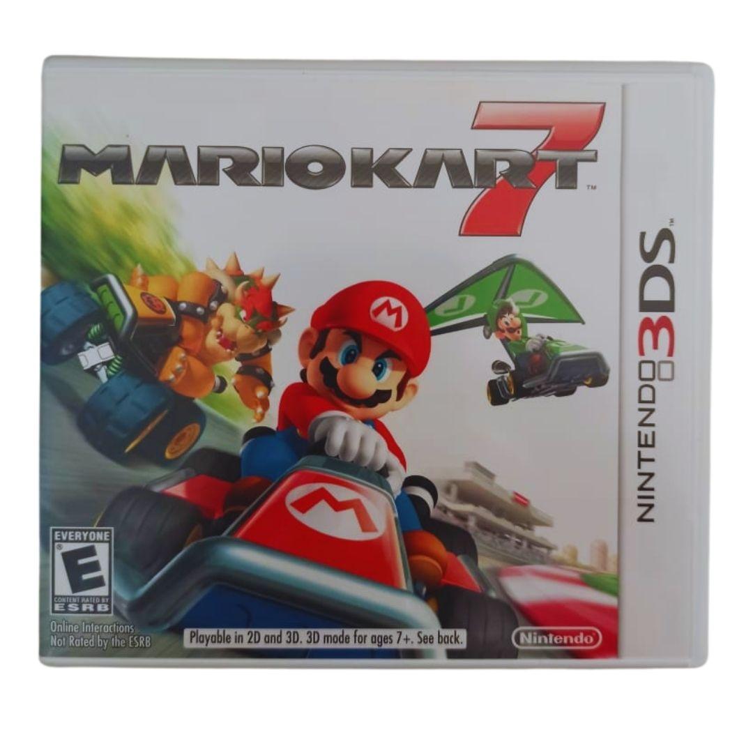Mario Kart 7 - Nintendo 3DS - Usado