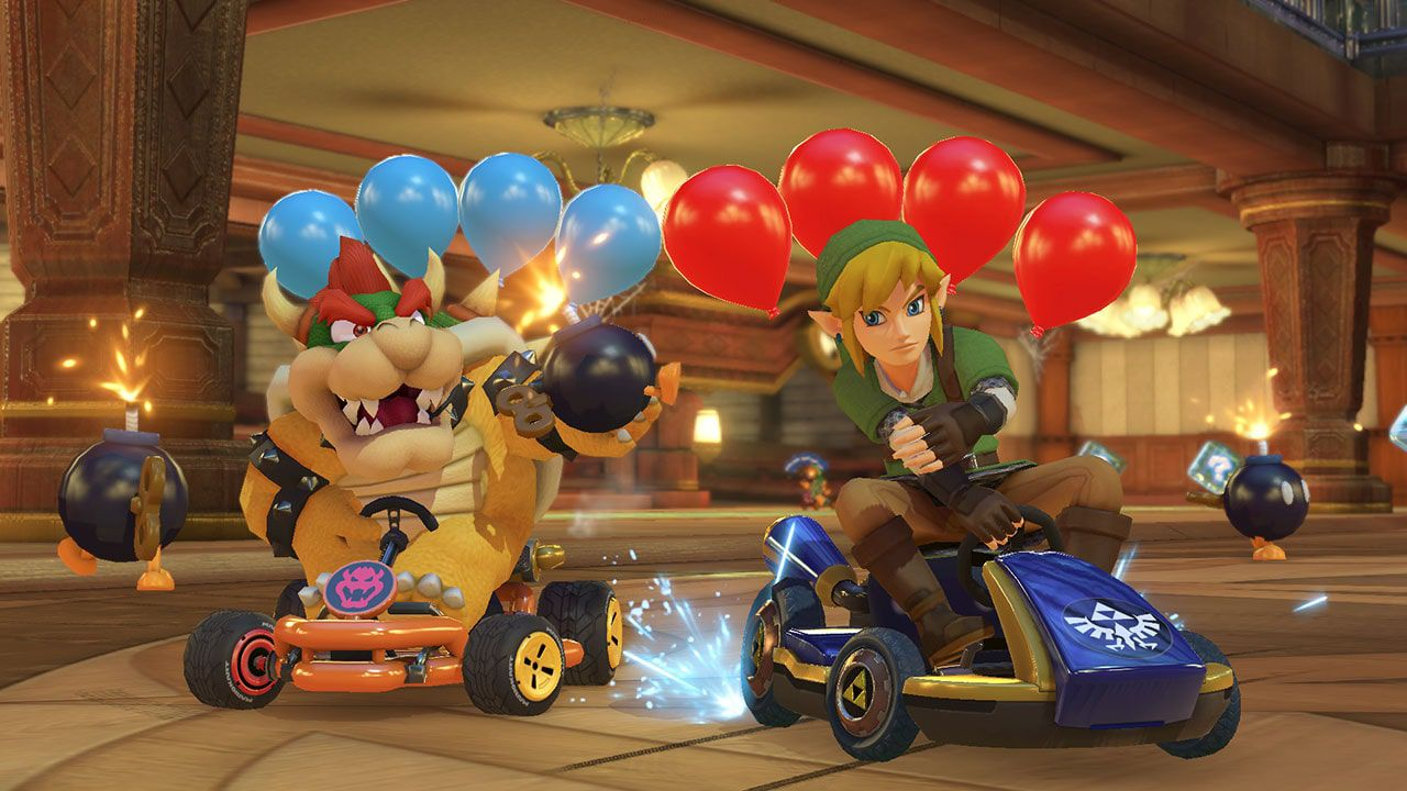 Mario Kart 8 Deluxe - Nintendo Switch