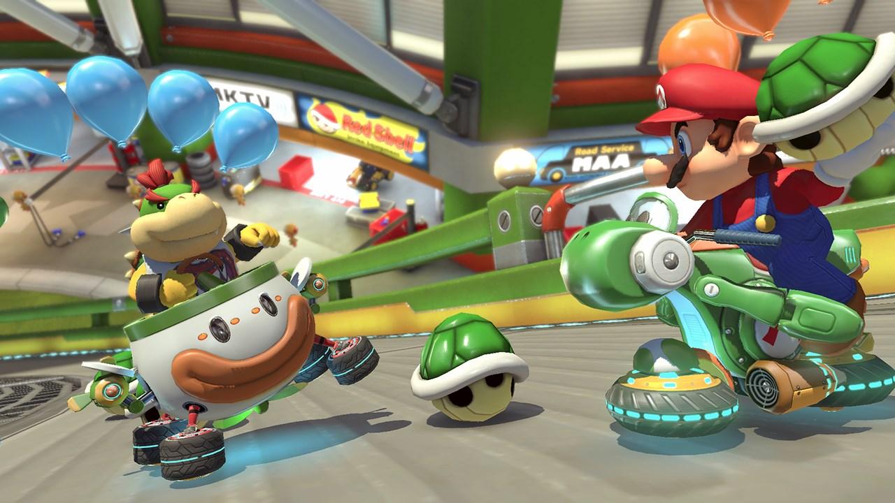 Mario Kart 8 Deluxe - USADO - Nintendo Switch