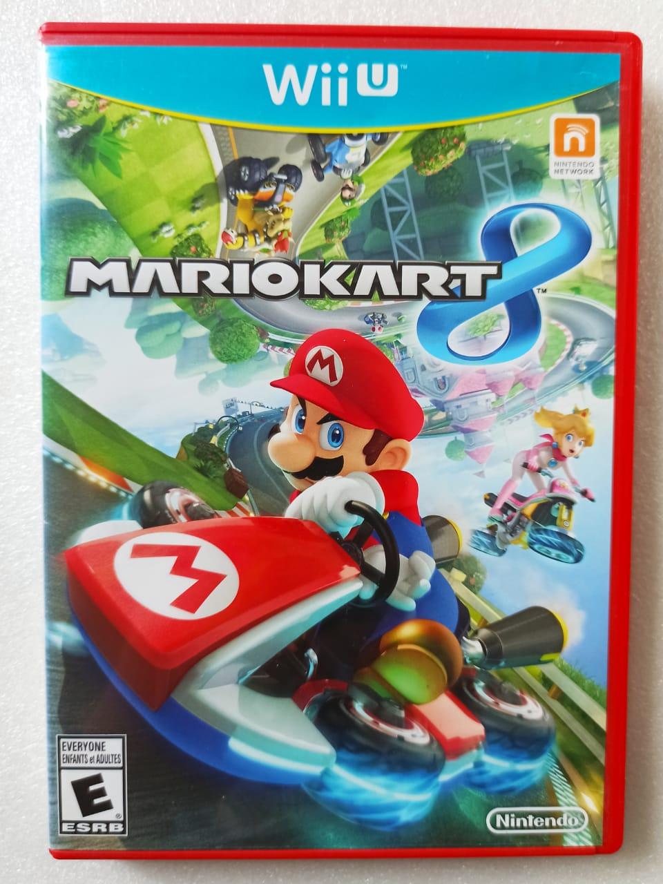 Mario Kart 8 - USADO - Nintendo Wii U