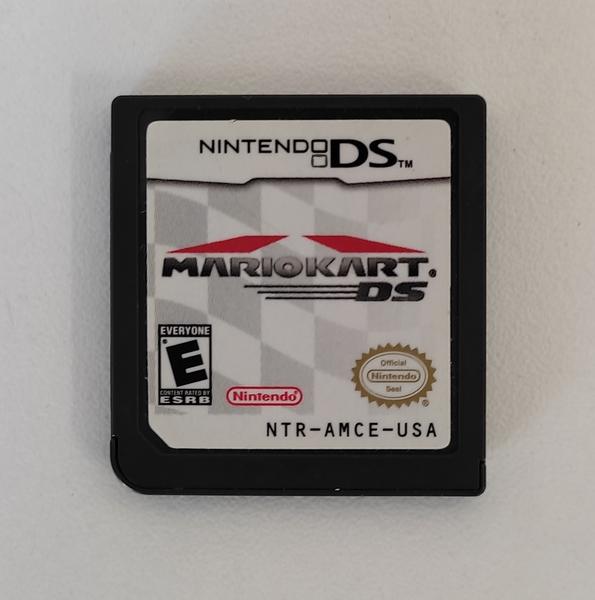Mario Kart DS - Cartucho - Nintendo DS - Usado