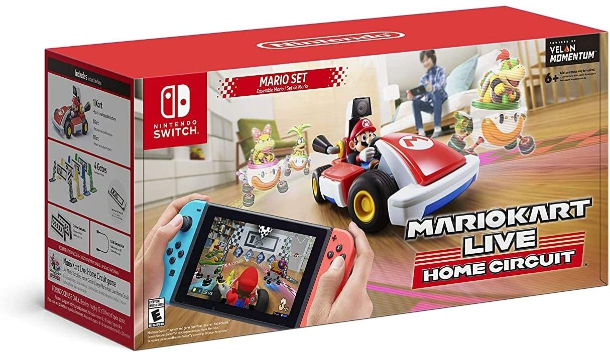 Mario Kart Live: Home Circuit - Nintendo Switch