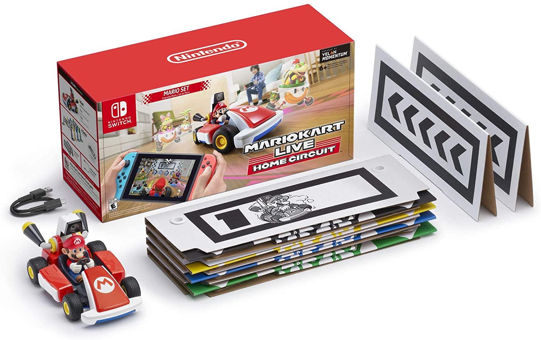 Mario Kart Live: Home Circuit - Nintendo Switch