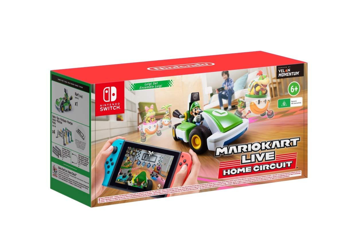 Mario Kart Live: Home Circuit - Nintendo - Luigi