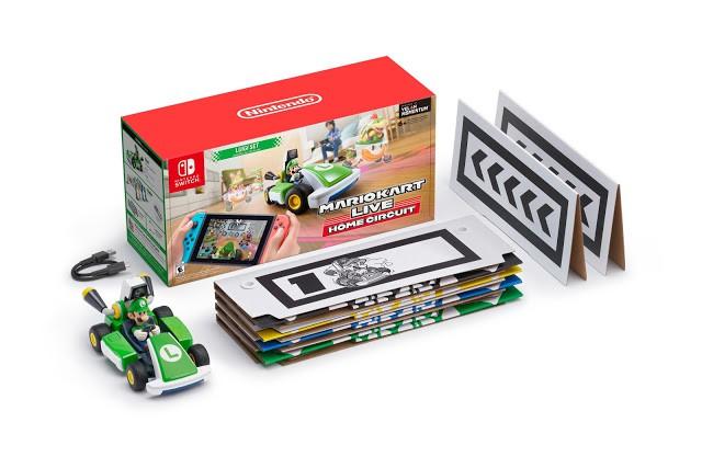 Mario Kart Live: Home Circuit - Nintendo Switch - Lista de Espera
