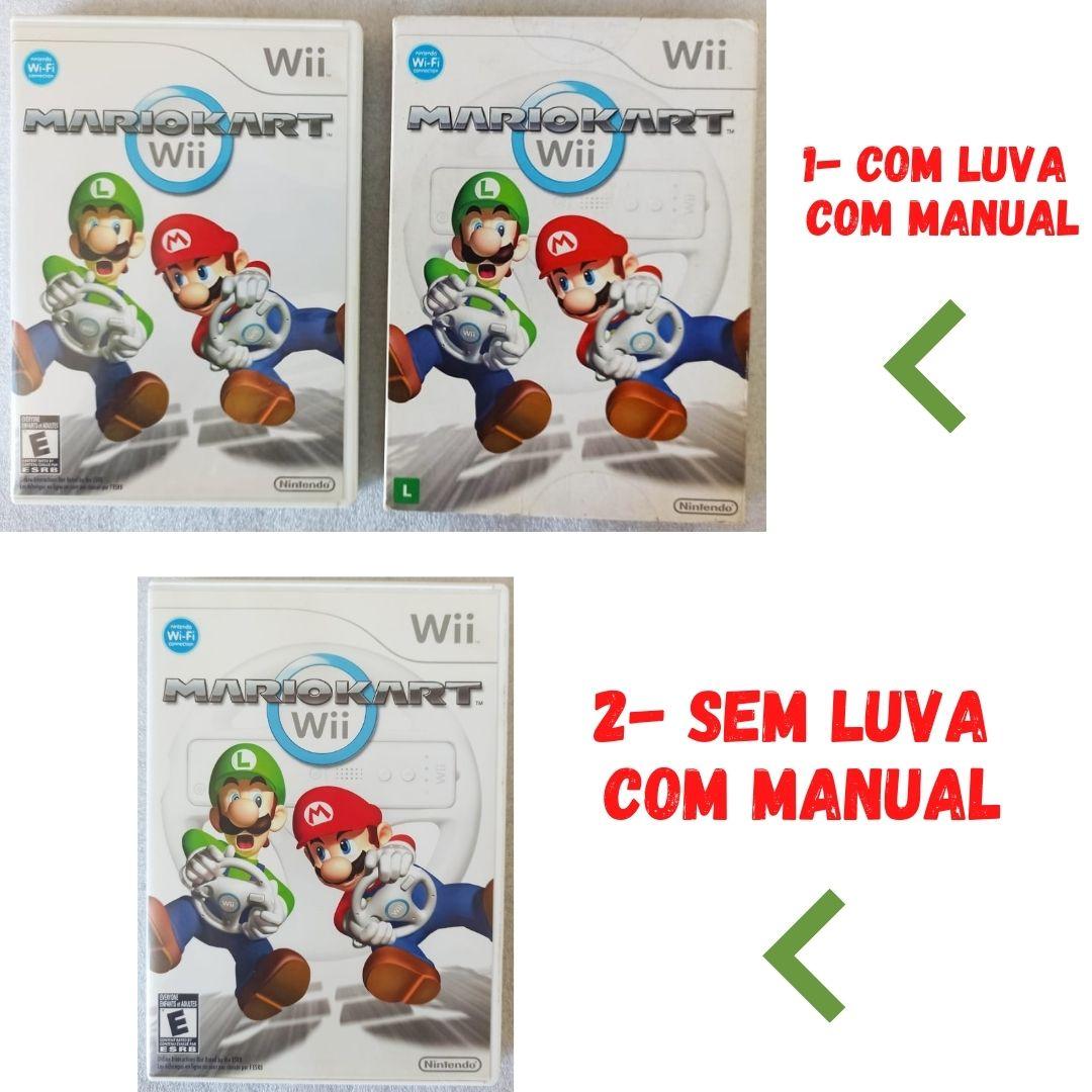 Mario Kart - Usado - Nintendo Wii