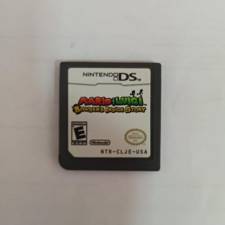 Mario & Luigi: Bowser's Inside Story - USADO - Nintendo DS