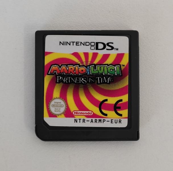 Mario & Luigi: Partners in Time - Cartucho - Nintendo DS - Usado