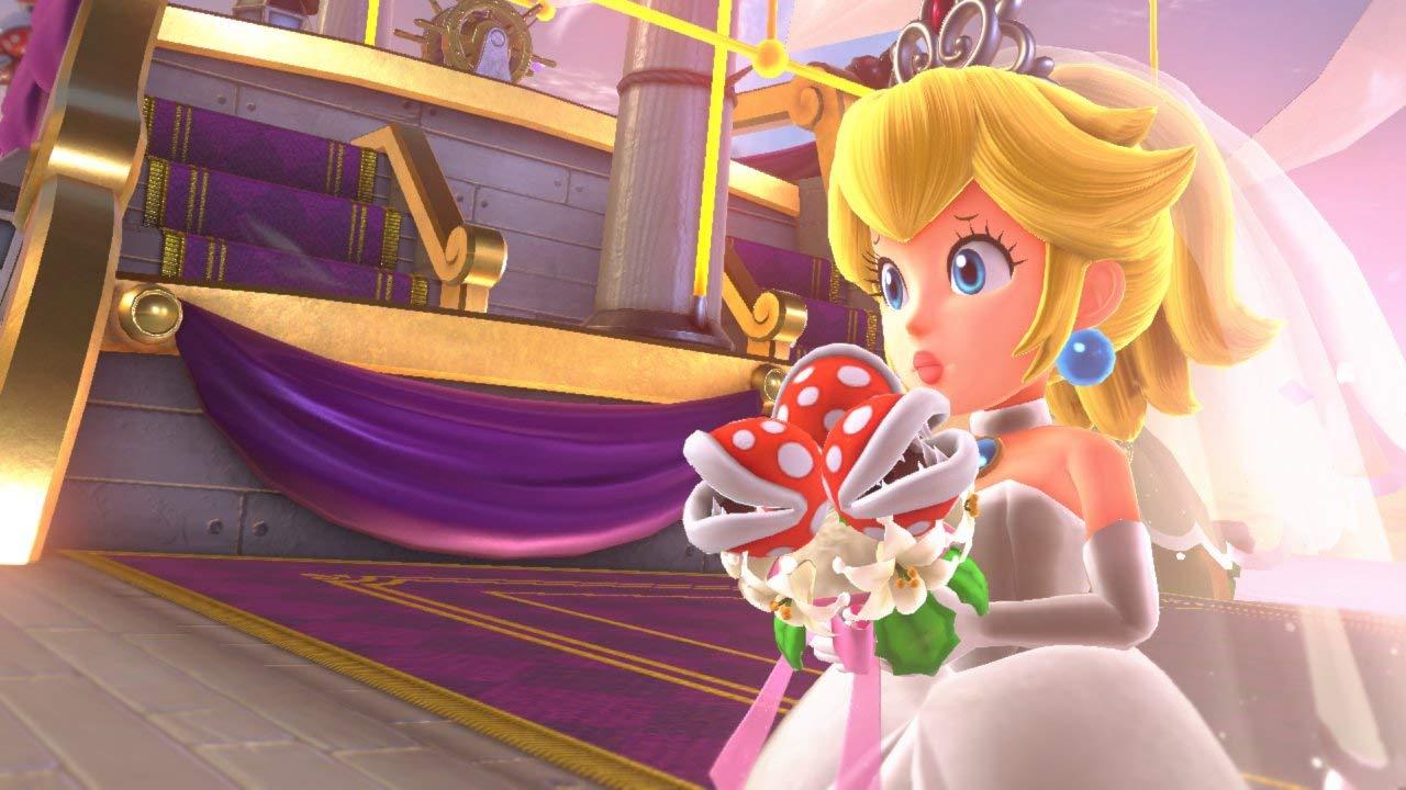 Mario Odyssey - Nintendo Switch