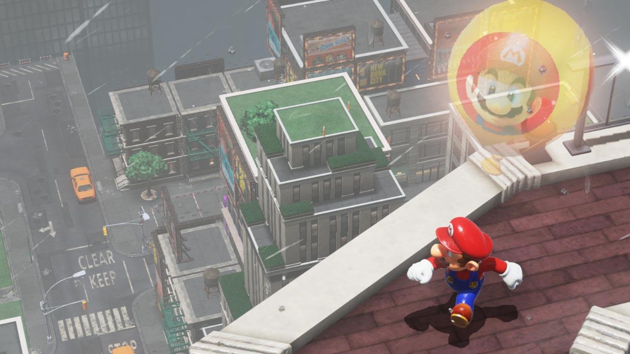Super Mario Odyssey - Nintendo Switch - Envio Internacional - Frete Grátis