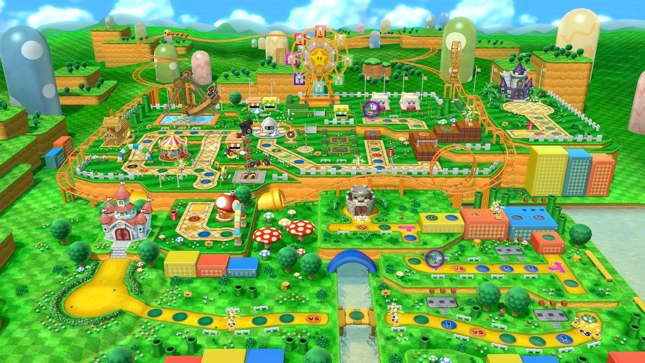 Mario Party 8 - Usado - Wii