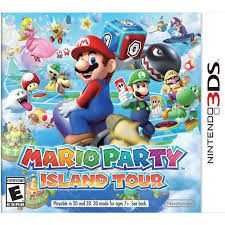 Mario Party - Island Tour - Nintendo 3DS USADO