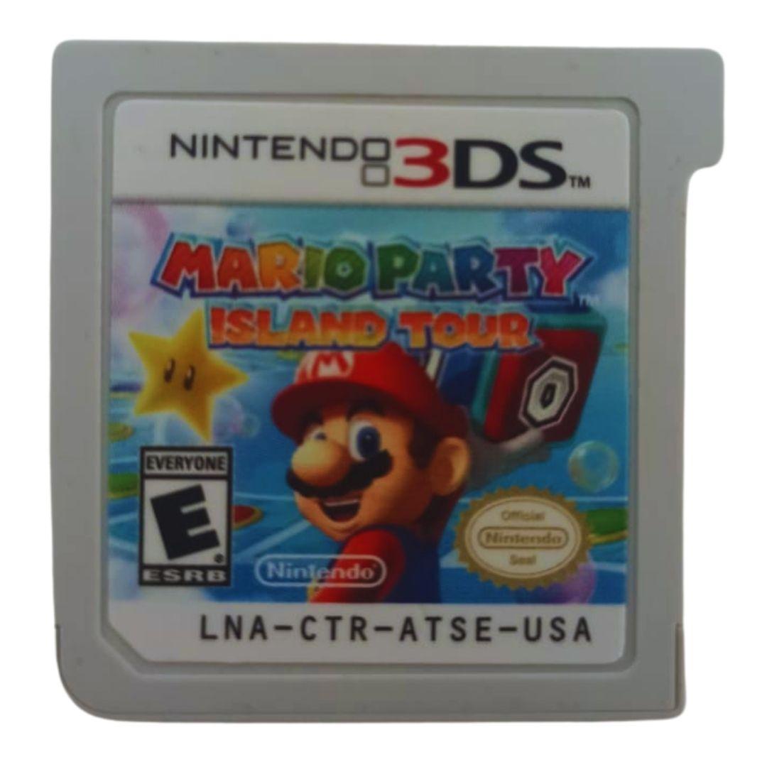 Mario Party: Island Tour - Nintendo 3DS - Usado - Cartucho