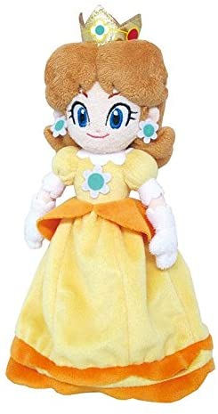 Nintendo Plush 10 - Daisy - Super Mario (Envio Internacional) - Nintendo Switch
