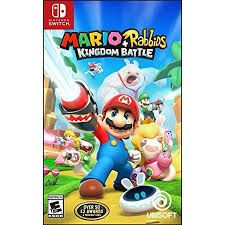 Mario Rabbids Kingdom Battle - Nintendo Switch