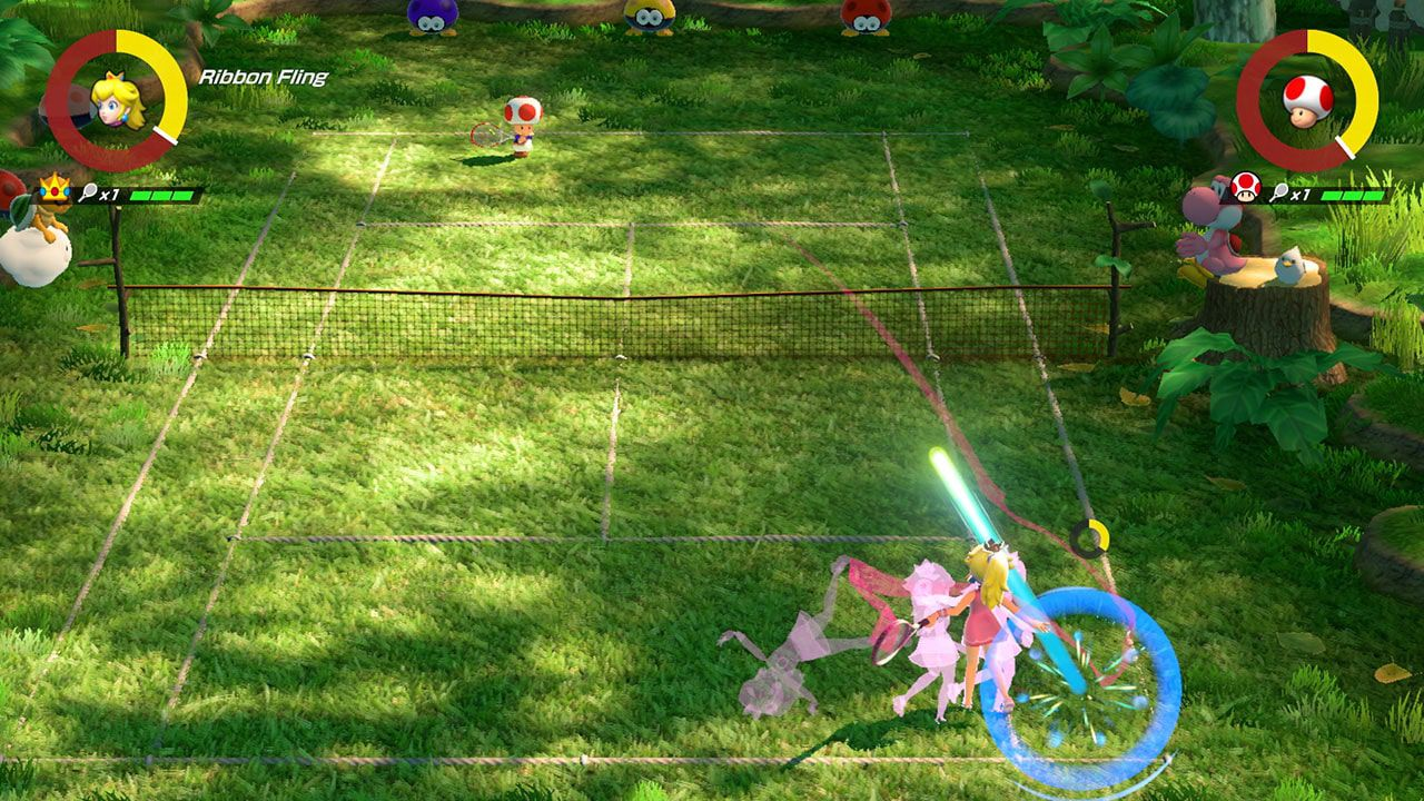 Mario Tennis Aces - Nintendo Switch - Envio Internacional