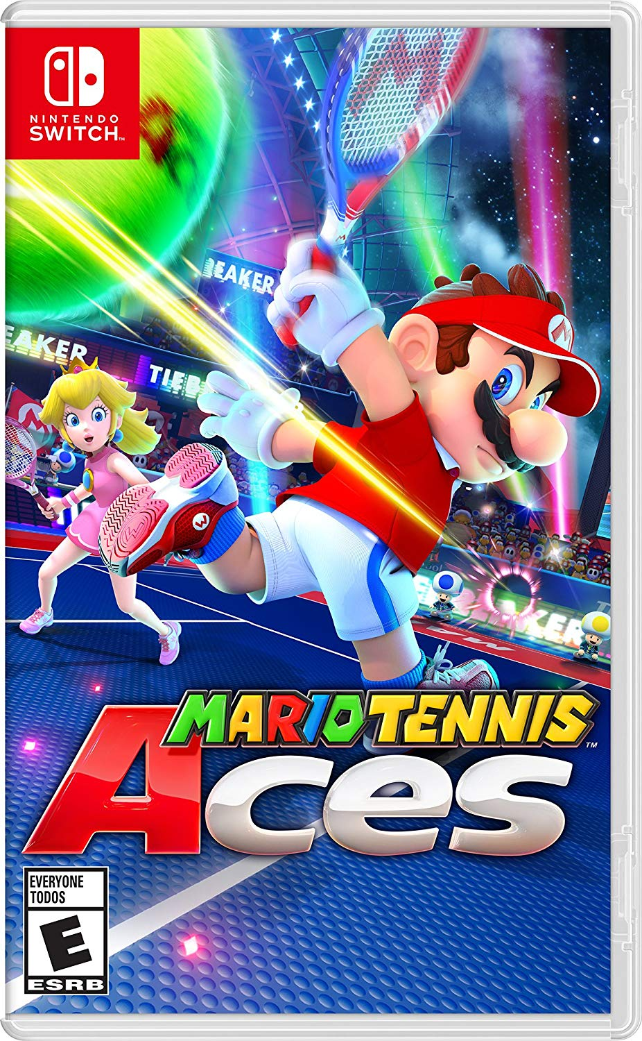 Mario Tennis - Nintendo Switch