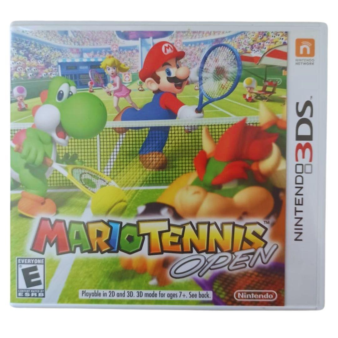 Mario Tennis Open - Nintendo 3DS - Usado