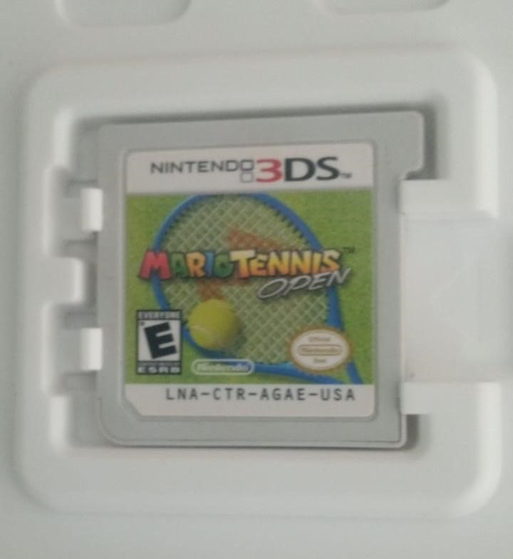 Mario Tennis Open - USADO - Nintendo 3DS