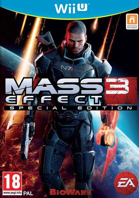 Mass Effect 3 Special Edition - USADO - Nintendo Wii U