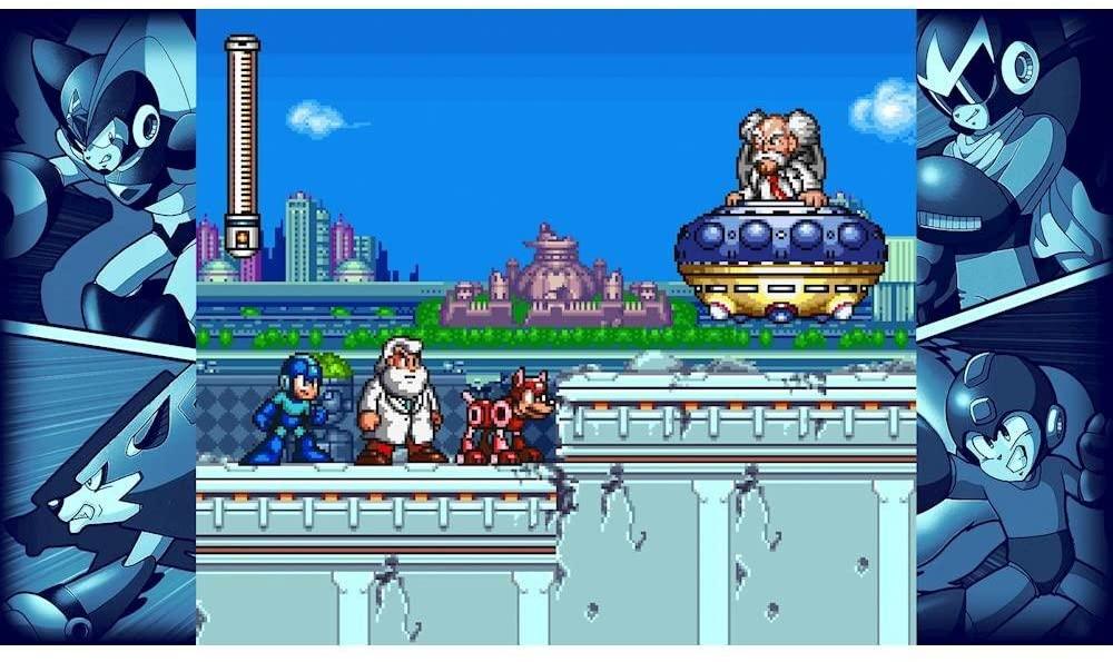 Mega Man Legacy Collection - Nintendo Switch