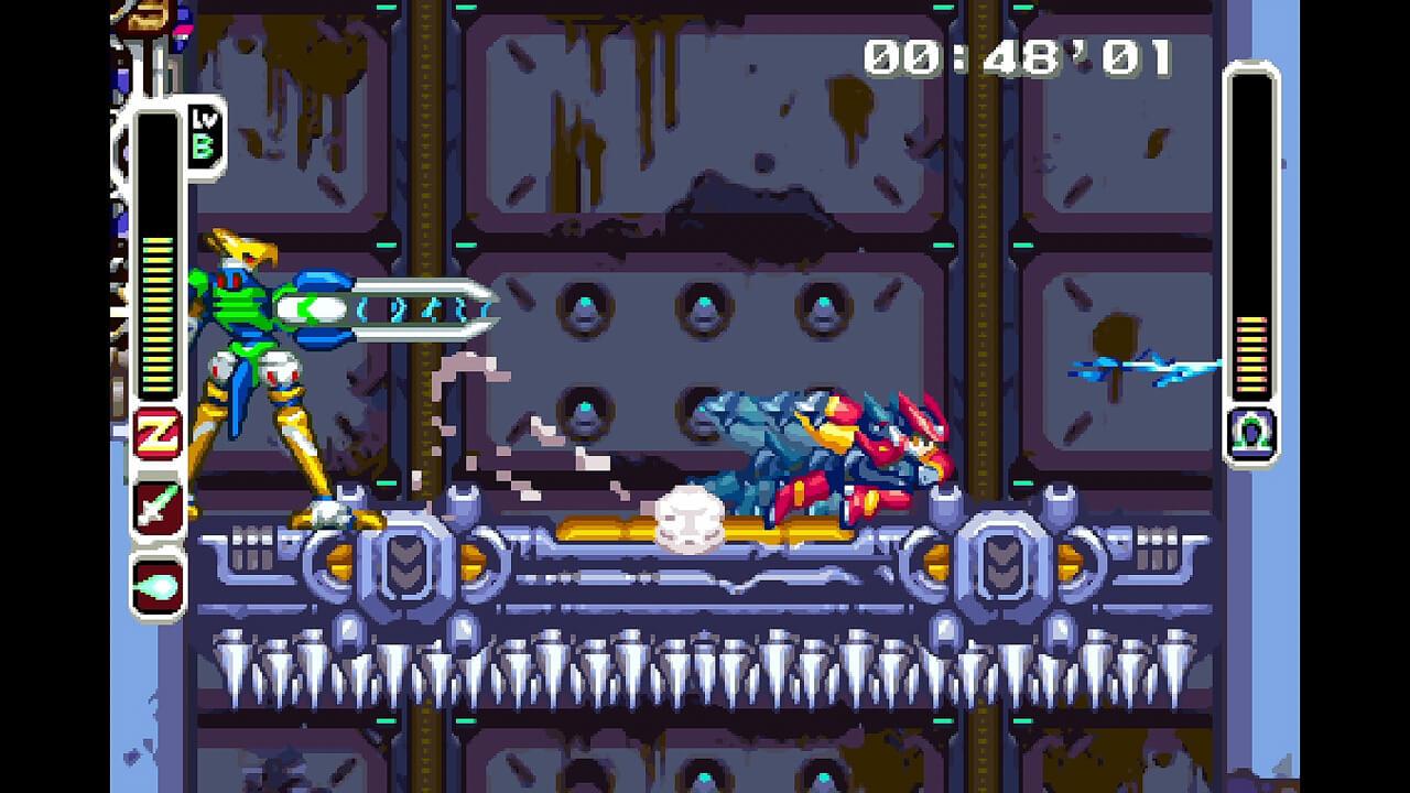 Mega Man Zero/ZX Legacy Collection (US) - Nintendo Switch