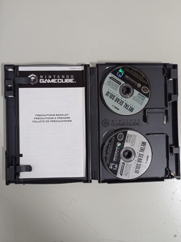 Metal Gear Solid: The Twin Snakes - USADO - Nintendo GameCube