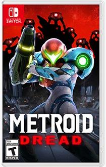 Metroid Dread - Nintendo Switch - Pré-Venda