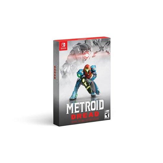 Metroid Dread Special Edition - Nintendo Switch - Pré Venda