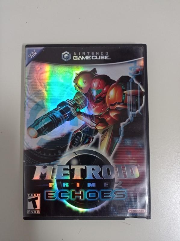 Metroid Prime 2: Echoes - USADO - Nintendo GameCube