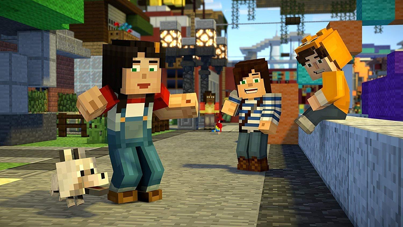 Minecraft: Story Mode - Season 2 - Ps4