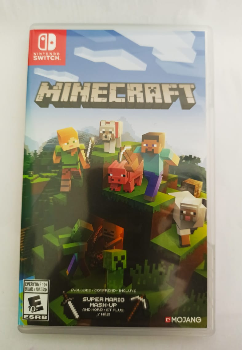 Minecraft - Usado - Nintendo Switch