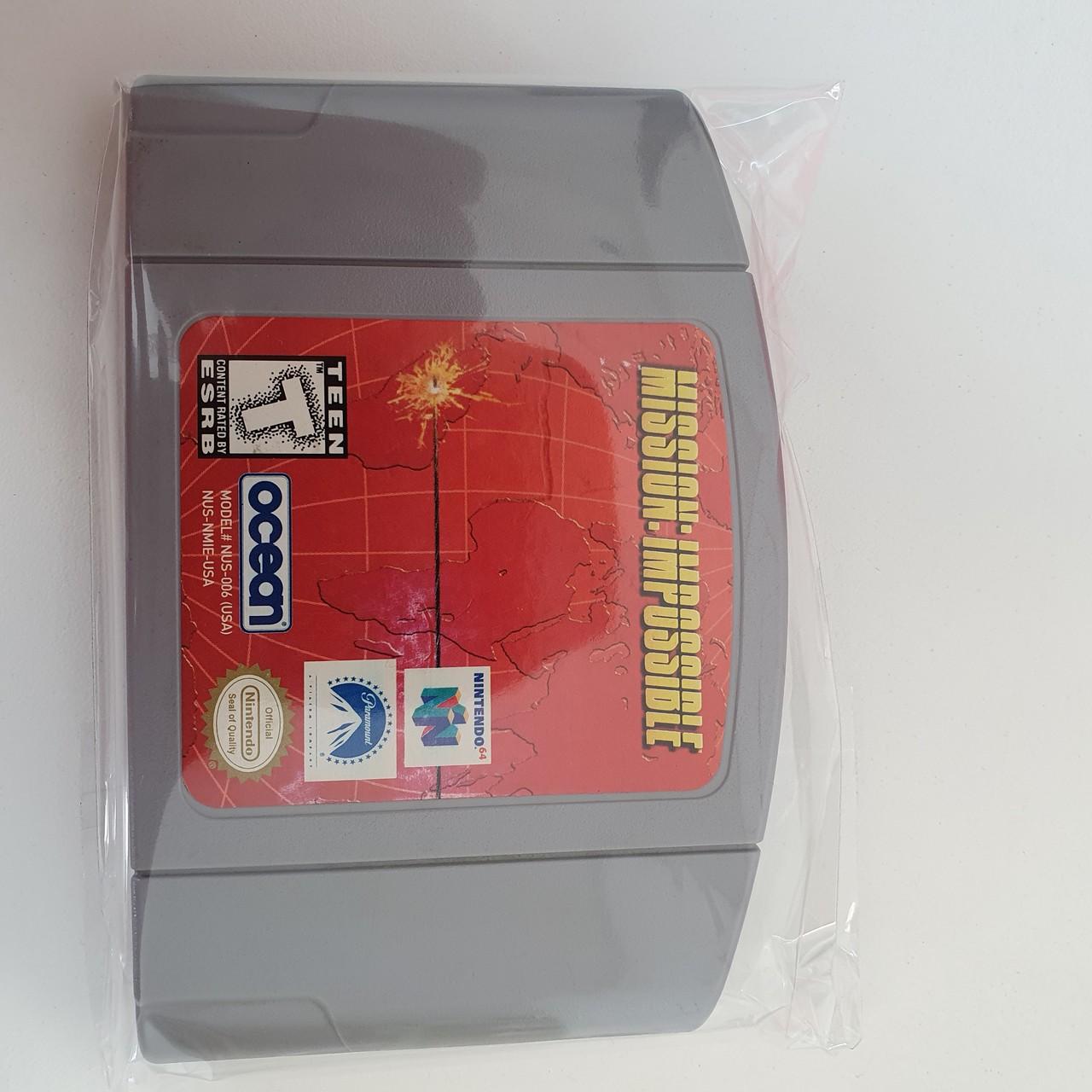 Mission: Impossible - Cartucho - Nintendo 64 - Usado