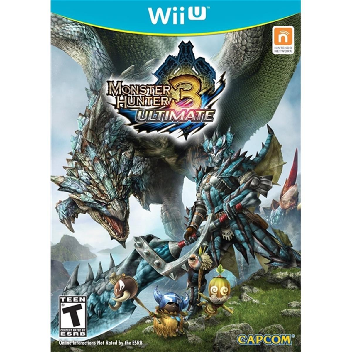 Monster Hunter 3 Ultimate USADO - Wii U