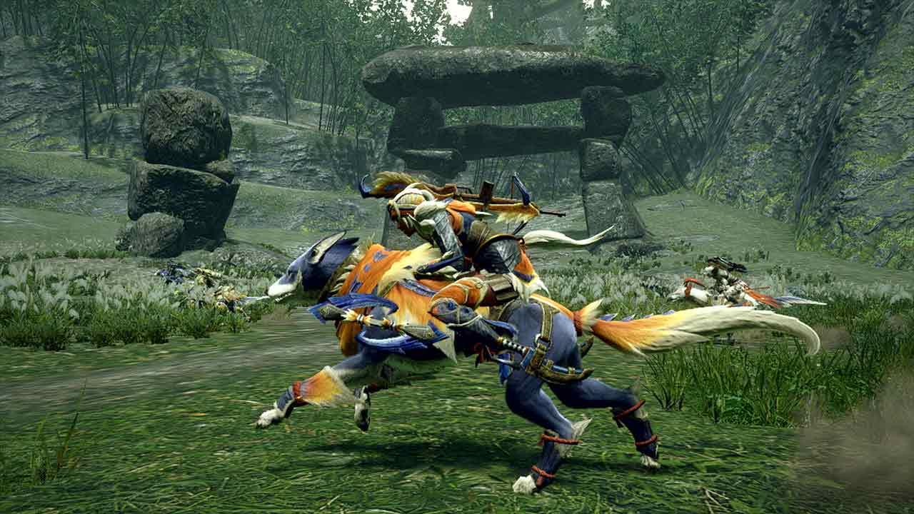 Monster Hunter Rise Deluxe Edition - Nintendo Switch - Pré Venda
