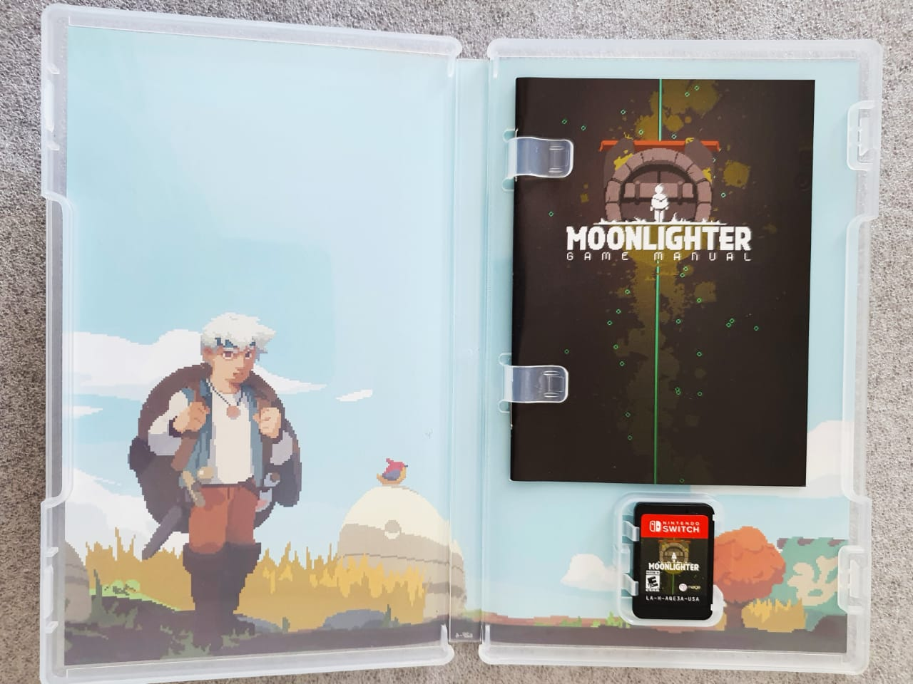 Moonlighter - USADO - Nintendo Switch