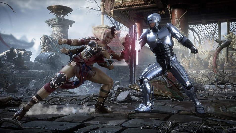 Mortal Kombat 11: Aftermath - Nintendo Switch