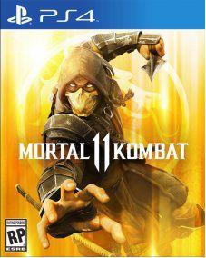 Mortal Kombat 11 - PS4 - 100% Em Português