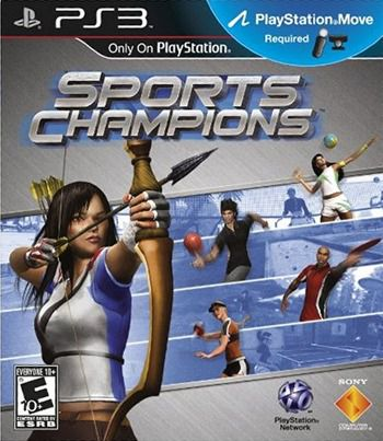 Move Sports Champions - Ps3 Original Lacrado No Encarte