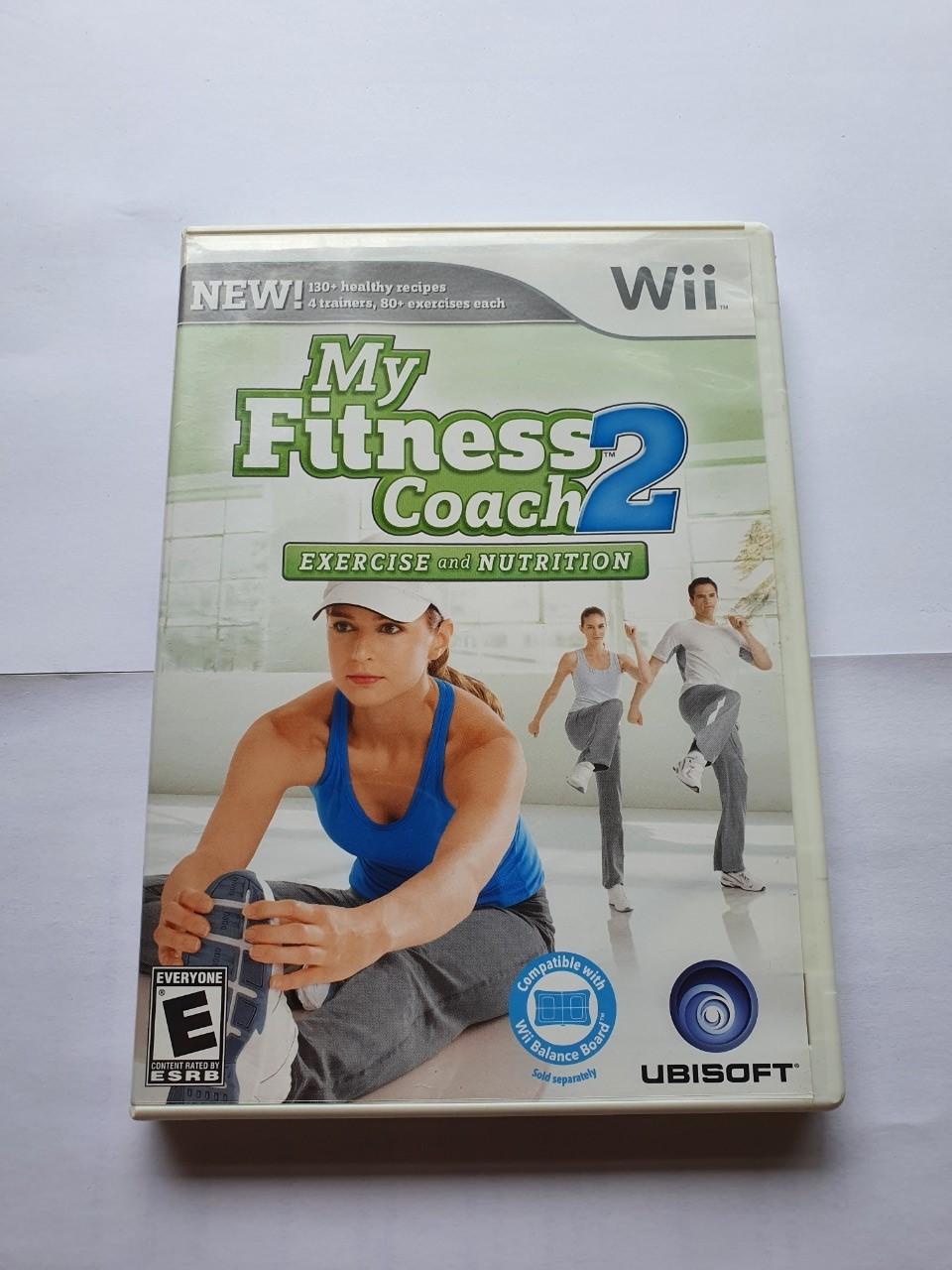 My Fitness Coach 2 - Usado - Wii