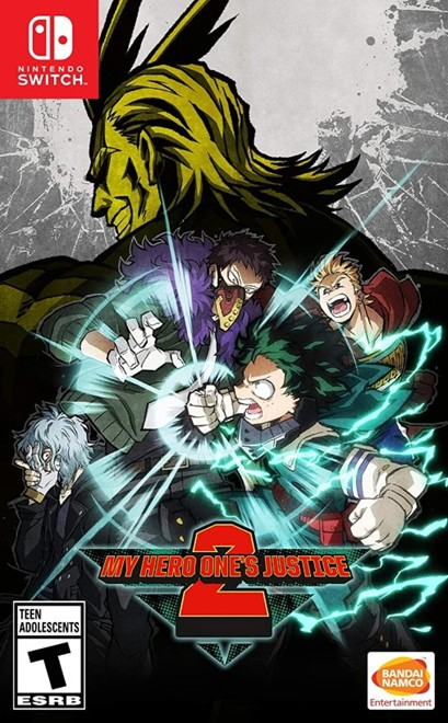 My Hero One's Justice 2 (US) - Nintendo Switch