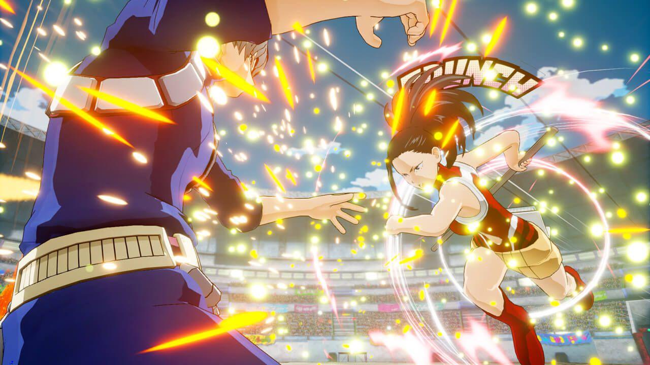 My Hero One's Justice (US) - Nintendo Switch - Envio Internacional