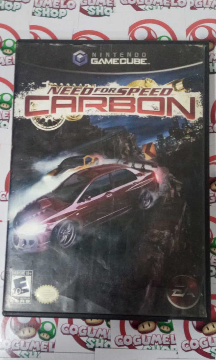 Need for Speed: Carbon - USADO - Nintendo GameCube