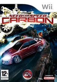 Need For Speed Carbon (USADO) - Nintendo WII