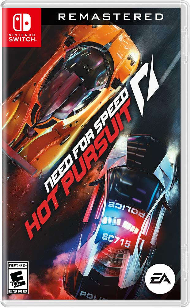 Need for Speed: Hot Pursuit Remastered - Nintendo Switch - Pré-venda