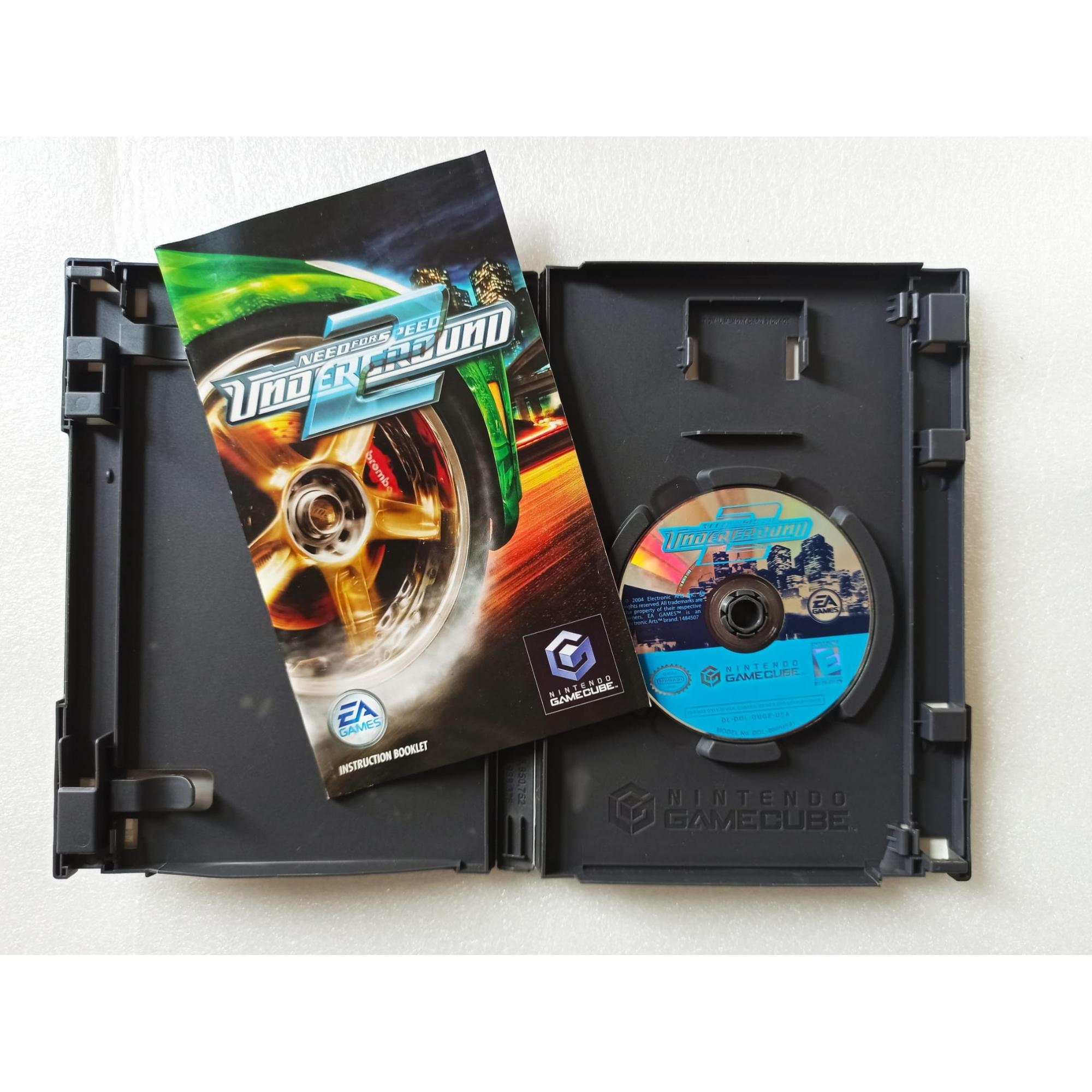 Need for Speed: Underground 2 - USADO - GameCube
