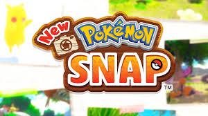 New Pokémon Snap - Nintendo Switch - Pré Venda