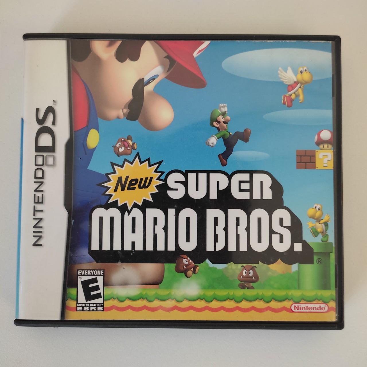New Super Mario Bros. - Ninendo DS - Usado